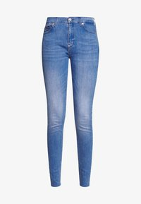 Tommy Jeans - NORA ANKLE  - Jeans Skinny Fit - light blue denim - 4