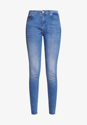 NORA ANKLE  - Jeans Skinny - light blue denim