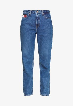 HARPER STRAIGHT - Straight leg jeans - blue denim