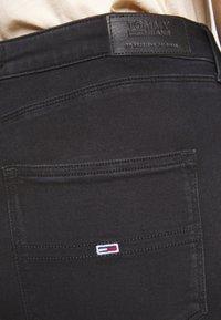 Tommy Jeans - SYLVIA SUPER ANKLE  - Jeans Skinny Fit - jess bk str - 4