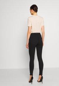Tommy Jeans - SYLVIA SUPER ANKLE  - Jeans Skinny Fit - jess bk str - 2
