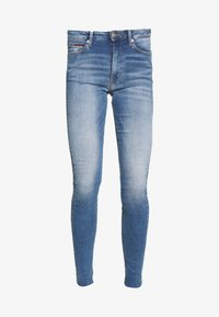 Tommy Jeans - SYLVIA SUPER ANKLE - Jeans Skinny - blue denim - 4