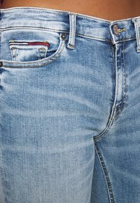 Tommy Jeans - NORA ANKLE ZIP - Jeans Skinny - light-blue denim - 5