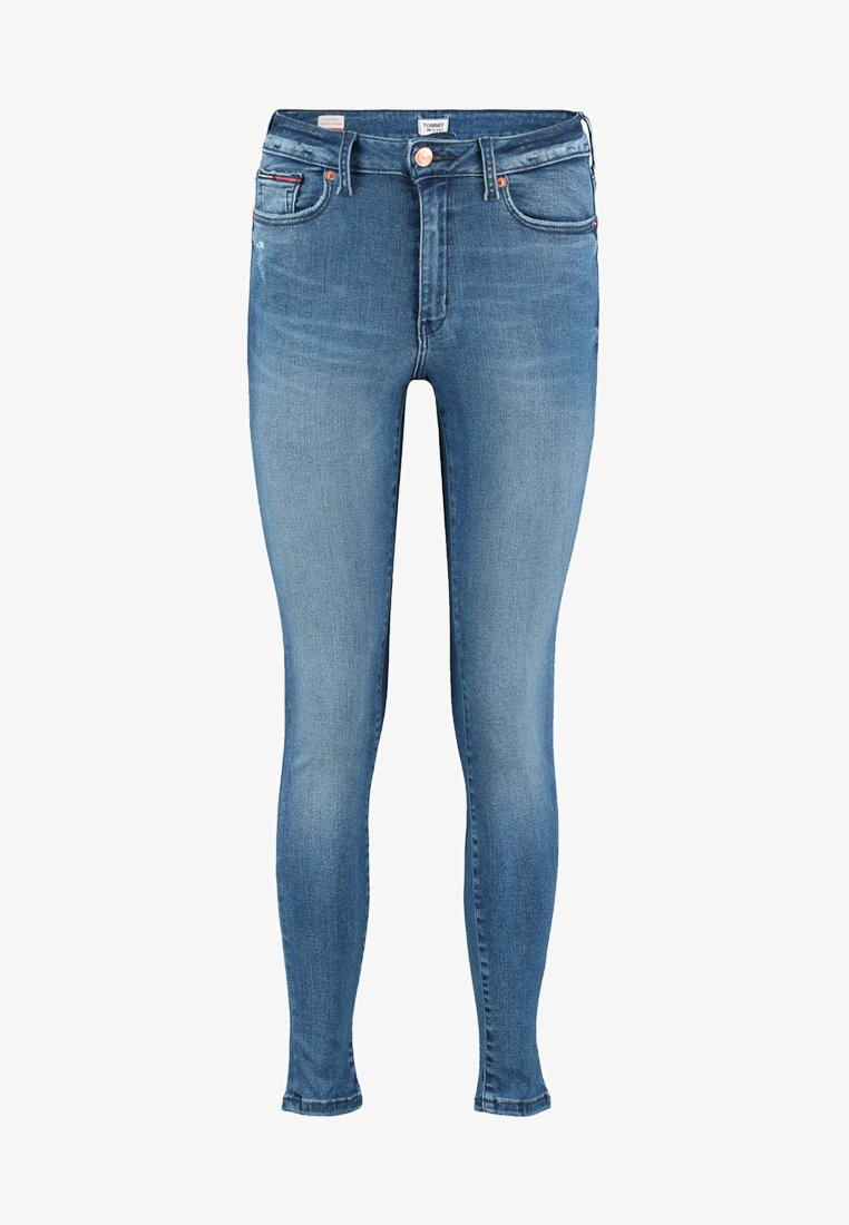 Tommy Jeans - Jeans Skinny Fit - blue