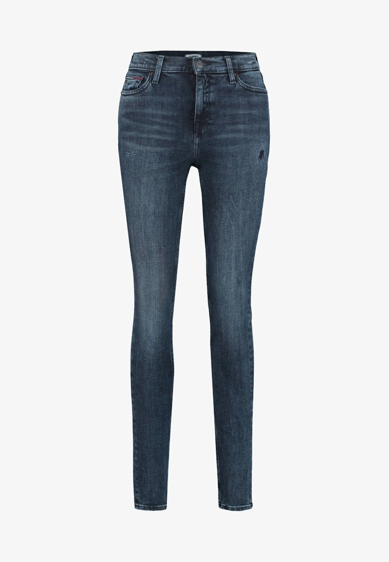 Tommy Jeans - NORA - Jeans Skinny Fit - blue