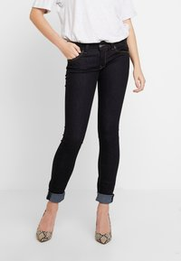 Tommy Jeans - LOW RISE SOPHIE - Jeans Skinny Fit - niceville dark - 0