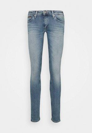 SOPHIE - Skinny džíny - razel light blue