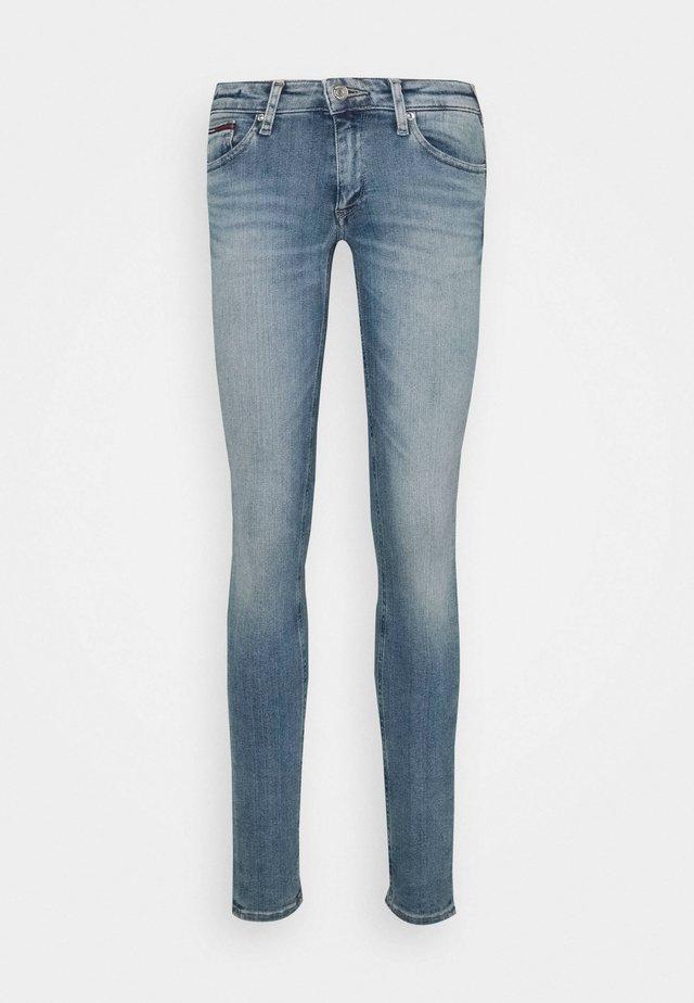 SOPHIE - Jeans Skinny Fit - razel light blue