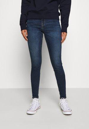 NORA - Jeansy Skinny Fit - knox dark blue