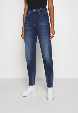 MOM - Jeansy Relaxed Fit - cony dark blue comfort