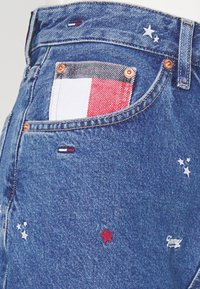 Tommy Jeans - MOM - Jeans baggy - blue rigid - 2