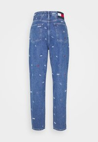 Tommy Jeans - MOM - Jeans baggy - blue rigid - 1