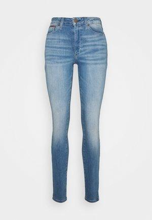 SYLVIA SUPER - Jeans Skinny Fit - denim blue