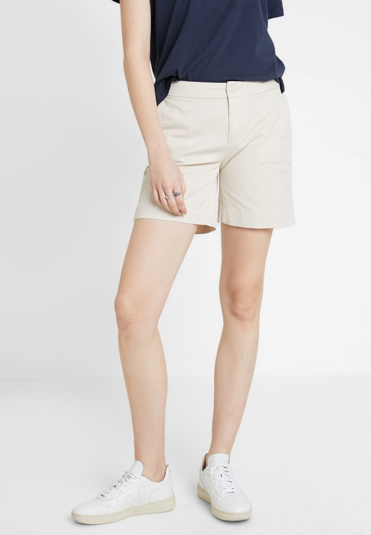 Tommy Jeans - ESSENTIAL - Shorts - pumice stone