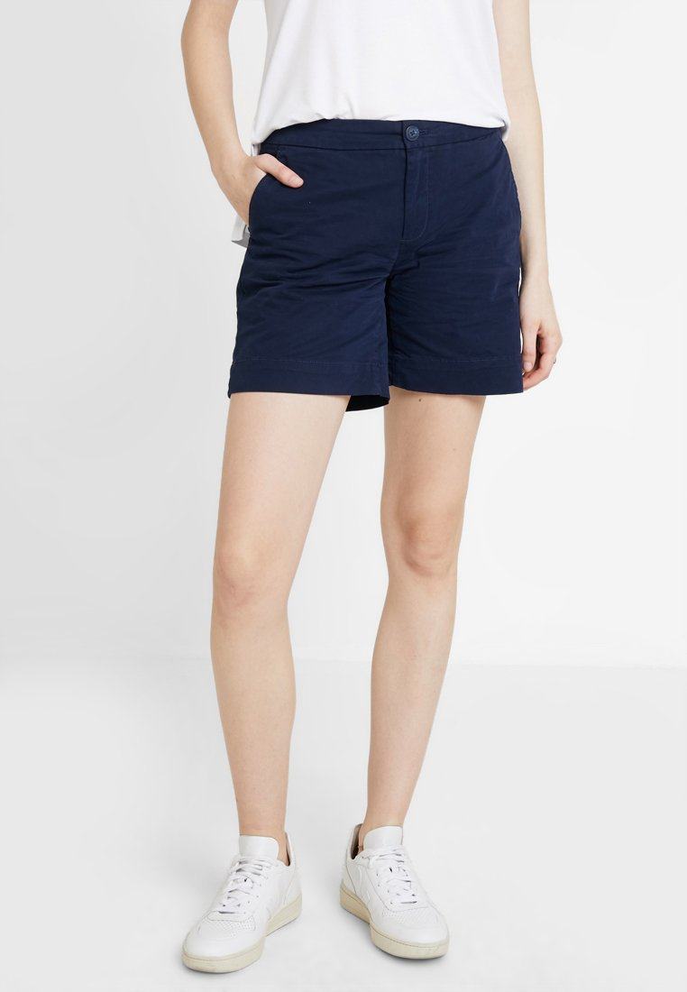 Tommy Jeans - ESSENTIAL - Shorts - black iris