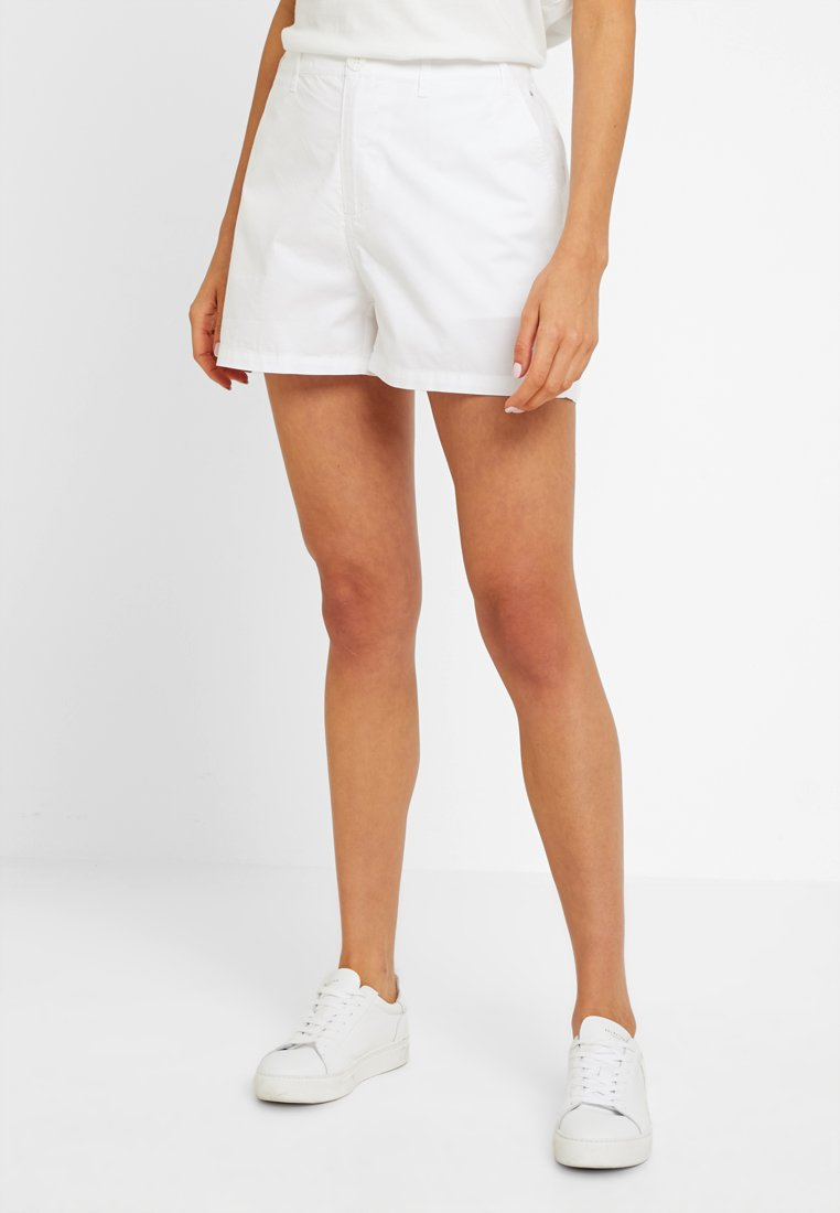 Tommy Jeans - SUMMER ESSENTIAL - Shorts - classic white