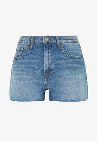 Tommy Jeans - HOTPANTS - Jeansshorts - blue Denim - 3