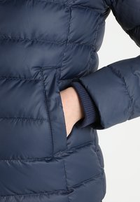 Tommy Jeans - ESSENTIAL HOODED - Doudoune - black iris - 6