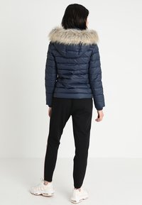 Tommy Jeans - ESSENTIAL HOODED - Doudoune - black iris - 2
