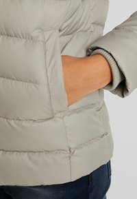 Tommy Jeans - ESSENTIAL HOODED JACKET - Down jacket - mourning dove - 7
