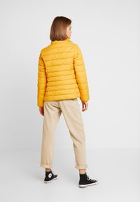 Tommy Jeans - ESSENTIAL HOODED JACKET - Zimní bunda - golden glow - 4