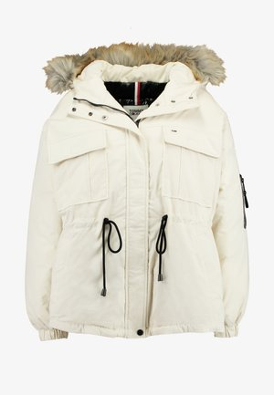 EXPEDITION WAISTED JACKET - Parka - birch