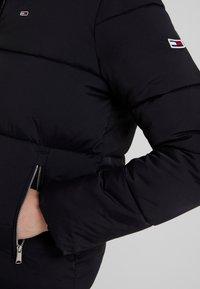 Tommy Jeans - MODERN JACKET - Winter jacket - black - 5