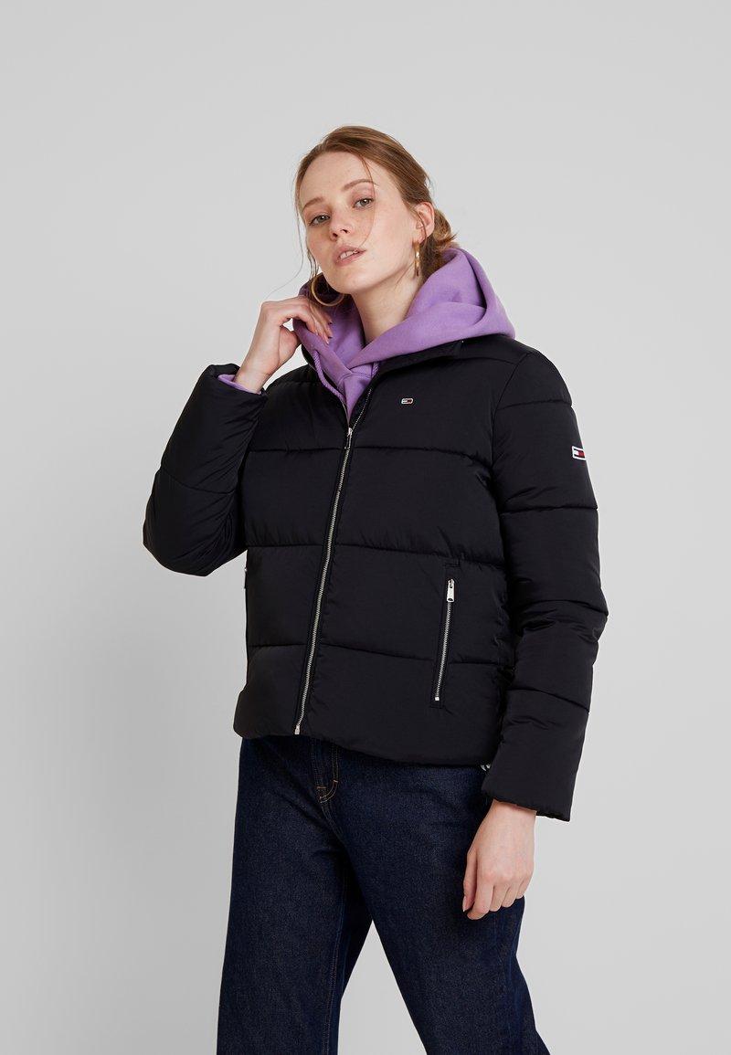 Tommy Jeans - MODERN JACKET - Winter jacket - black