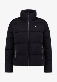 Tommy Jeans - MODERN JACKET - Winter jacket - black - 4