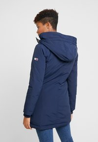Tommy Jeans - TECHNICAL  - Down coat - black iris - 3