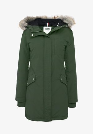 TECHNICAL  - Down coat - kombu green
