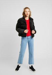 Tommy Jeans - JACKET - Kurtka zimowa - black - 1