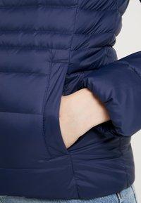 Tommy Jeans - MODERN - Down jacket - black iris - 5