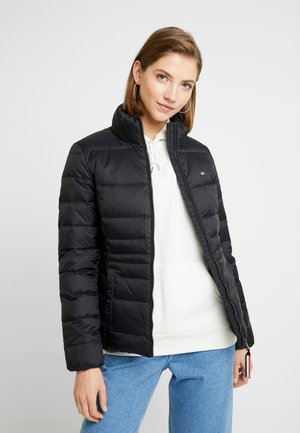 MODERN - Down jacket - black