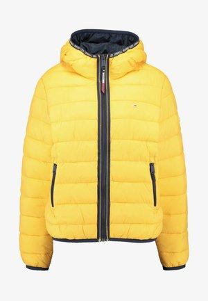 Vinterjakke - spectra yellow