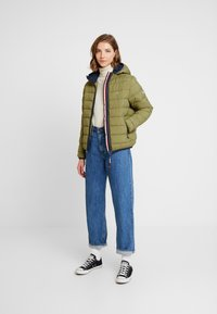 Tommy Jeans - Winter jacket - martini olive - 1
