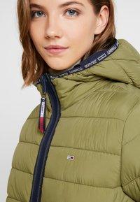 Tommy Jeans - Winter jacket - martini olive - 4