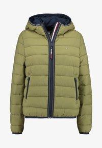 Tommy Jeans - Winter jacket - martini olive - 3