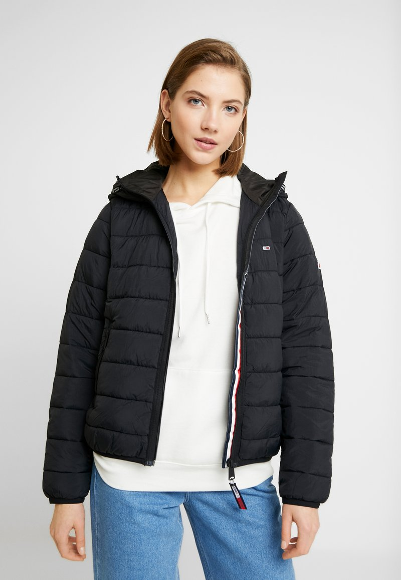 Tommy Jeans - Winter jacket - black