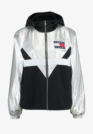 BLOCK JACKET - Lett jakke - metallic