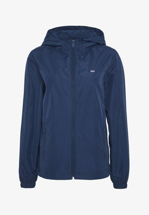 CHEST LOGO WINDBREAKER - Korte jassen - twilight navy