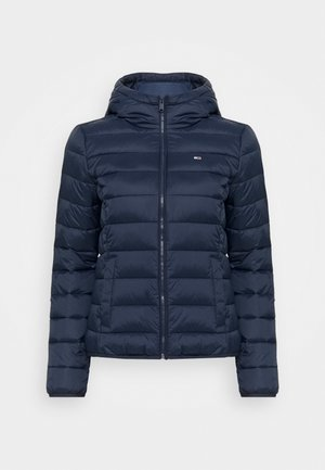 HOODED QUILTED ZIP - Veste mi-saison - twilight navy