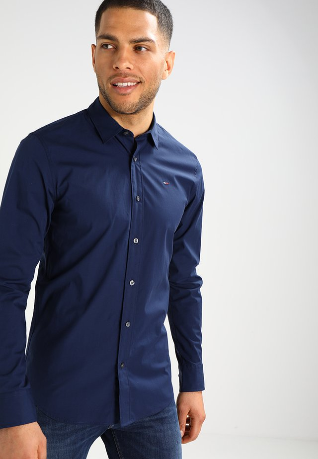 ORIGINAL STRETCH SLIM FIT - Shirt - black iris