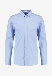 Tommy Jeans - ORIGINAL STRETCH SLIM FIT - Skjorta - lavender lustre