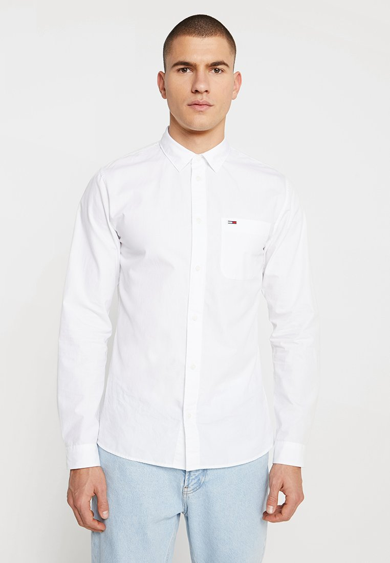 Tommy Jeans - Koszula - white