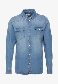 Tommy Jeans - WESTERN - Shirt - denim - 4
