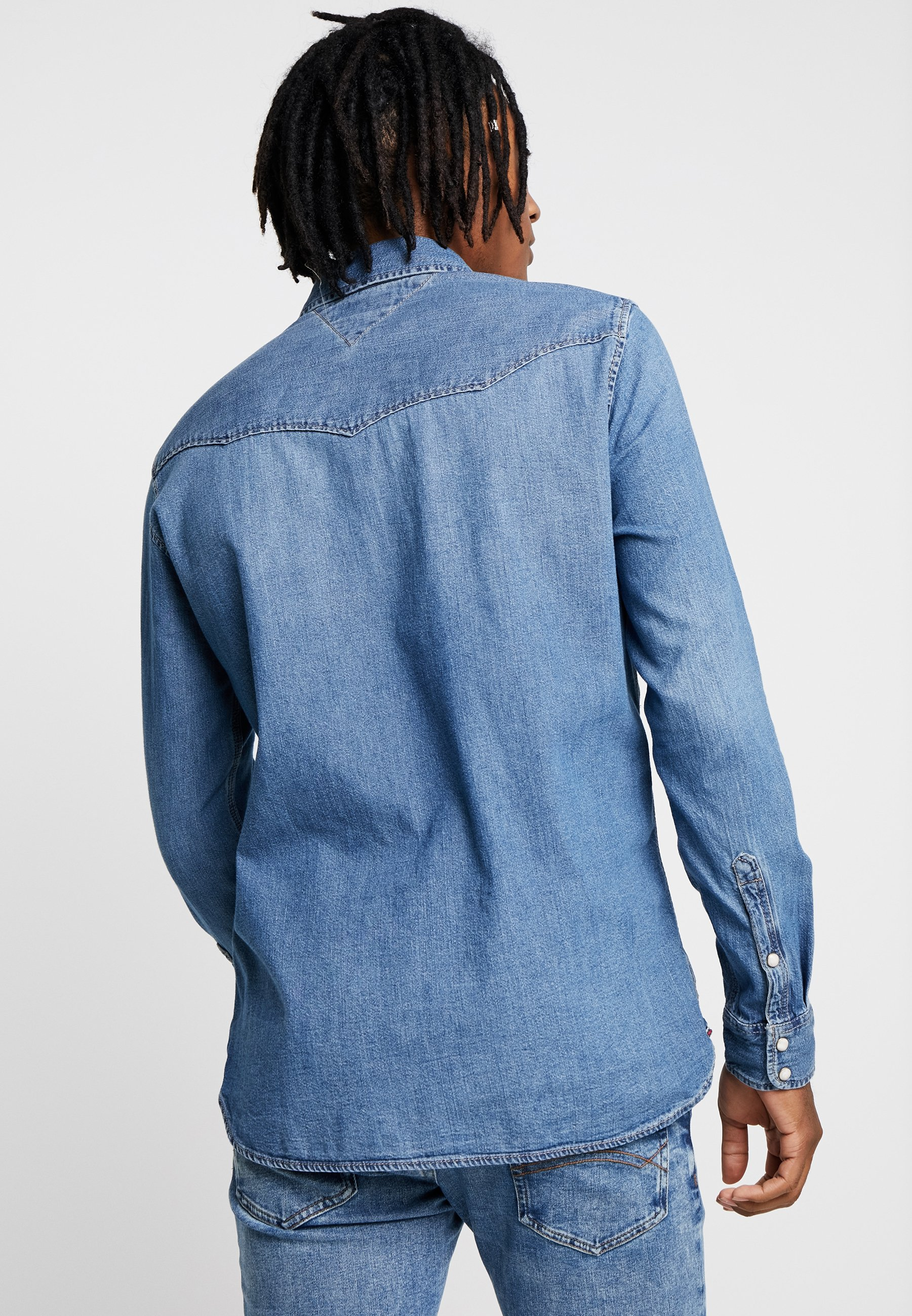 Jeans ShirtChemise Tommy Western Denim WED2IH9Y