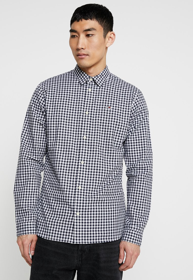 Tommy Jeans - GINGHAM - Shirt - blue
