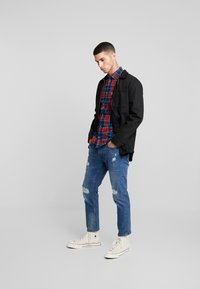 Tommy Jeans - ESSENTIAL CHECK - Skjorte - blue - 1