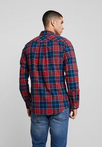 Tommy Jeans - ESSENTIAL CHECK - Shirt - blue - 2